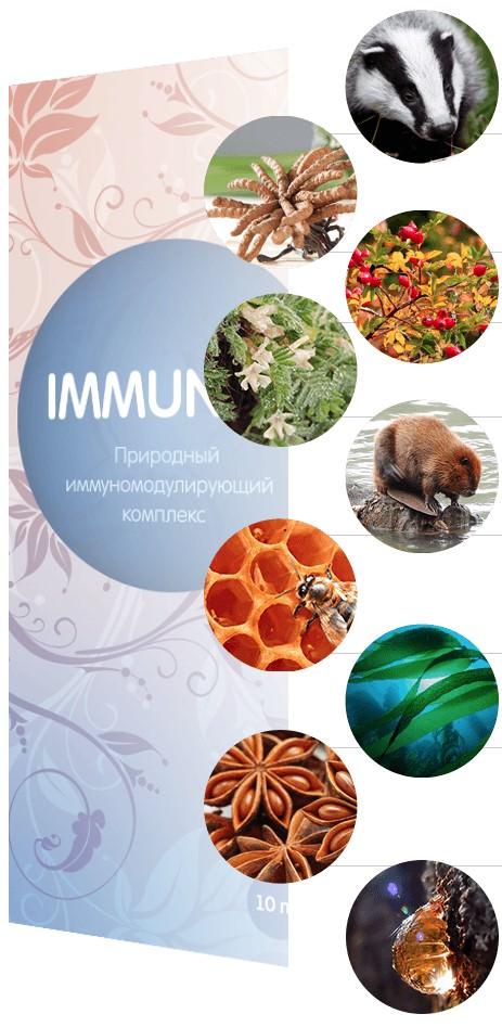 Как действует Immunity?